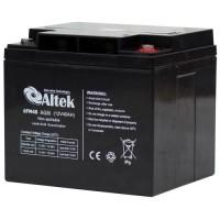 Аккумуляторная батарея Altek 6FM40AGM