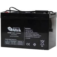 Аккумуляторная батарея Altek 6FM80AGM