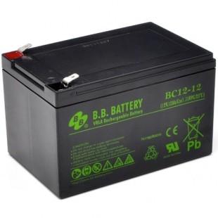 Аккумуляторная батарея BB Battery BC12-12
