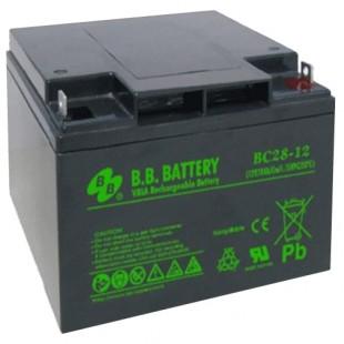 Аккумуляторная батарея BB Battery BC28-12