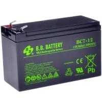 Аккумуляторная батарея BB Battery BC7-12