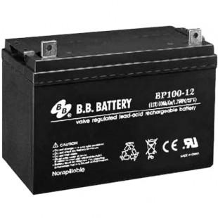 Аккумуляторная батарея BB Battery BP100-12