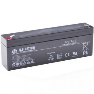 Аккумуляторная батарея BB Battery BP2.3-12
