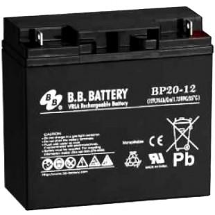 Аккумуляторная батарея BB Battery BP20-12