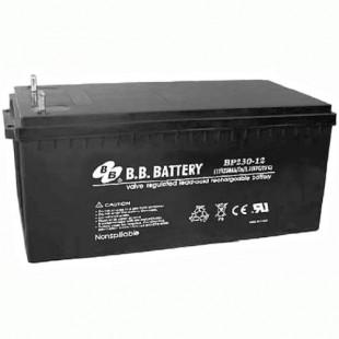 Аккумуляторная батарея BB Battery BP230-12