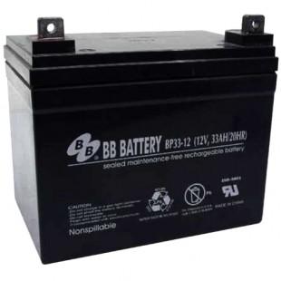 Аккумуляторная батарея BB Battery BP33-12S