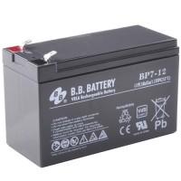 Аккумуляторная батарея BB Battery BP7.2-12