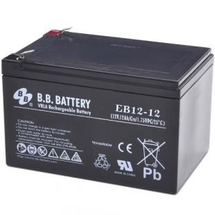 Аккумуляторная батарея BB Battery EB12-12