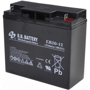 Аккумуляторная батарея BB Battery EB20-12