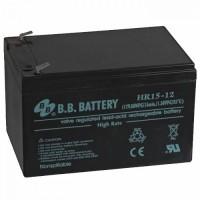 Аккумуляторная батарея BB Battery HR15-12