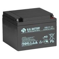 Аккумуляторная батарея BB Battery HR33-12