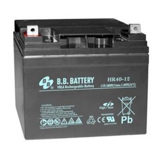 Аккумуляторная батарея BB Battery HR40-12S