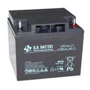 Аккумуляторная батарея BB Battery HR50-12