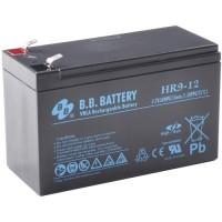 Аккумуляторная батарея BB Battery HR9-12