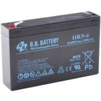 Аккумуляторная батарея BB Battery HR9-6
