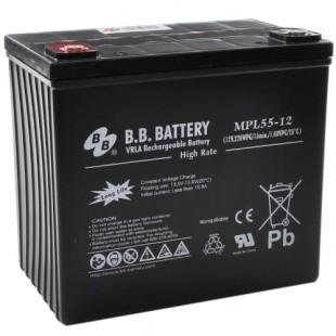 Аккумуляторная батарея BB Battery MPL55-12