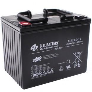 Аккумуляторная батарея BB Battery MPL80-12