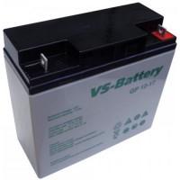 Аккумуляторная батарея VS-Battery GP 12-17