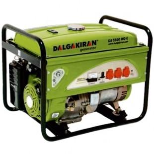 Бензиновый генератор Dalgakiran DJ 5500 BG-E