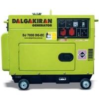 Дизельный генератор Dalgakiran DJ 4000 DG-EC