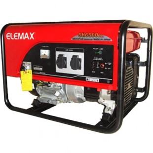 Бензиновый генератор Elemax SH-6500EX-S
