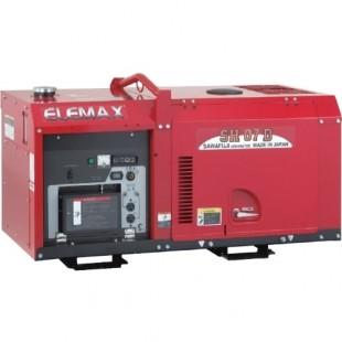 Дизельный генератор Elemax SH-07D