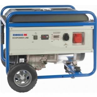 Бензиновый генератор Endress ESE 6000 DBS + набор колес