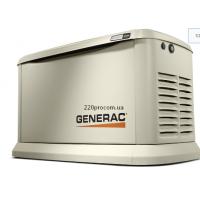 Газовый генератор GENERAC 7078  3-х фазный