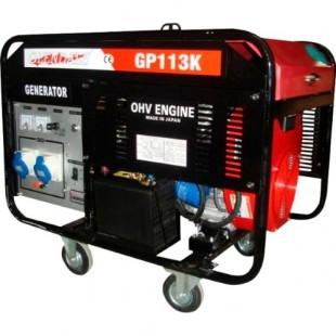 Бензиновый генератор Glendale GP111K