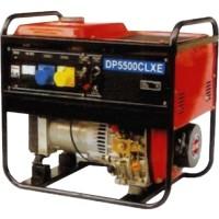 Дизельный генератор Glendale DP4000CLE