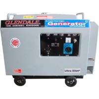 Дизельный генератор Glendale DP6500SLE/1 Автостарт