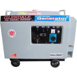 Дизельный генератор Glendale DP6500SLE/3 Автостарт