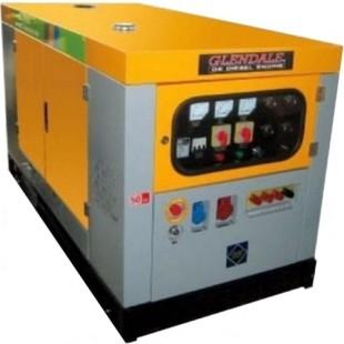 Дизельный генератор Glendale DP-15ST