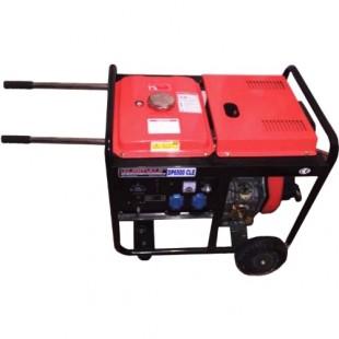 Дизельный генератор Glendale DP6500CLE/3