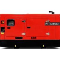 Дизельный генератор Himoinsa HLW3-20T5