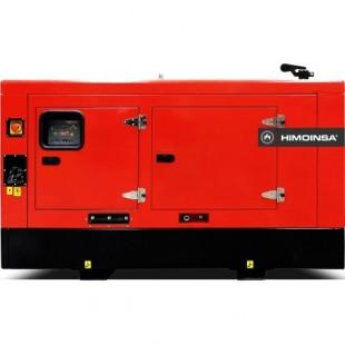 Дизельный генератор Himoinsa HFW-75 T5