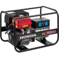 Бензиновый генератор Honda EC 5000 K1 GV
