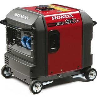 Инверторный бензиновый генератор Honda EU 30iS G A1