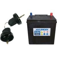 Бензиновый-газовый генератор Hyundai HHY 7000FGE