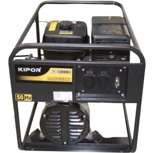 Бензиновый генератор Kipor KGE 6000 C