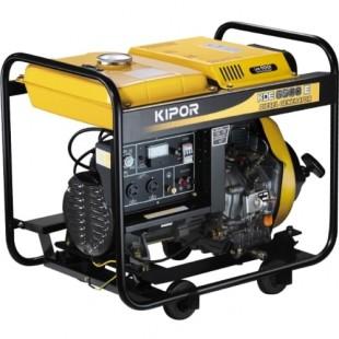 Дизельный генератор Kipor KDE 6500 E
