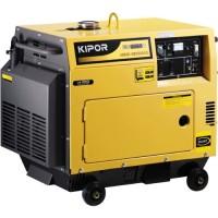 Дизельный генератор Kipor KDE 6500 T