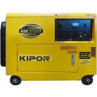 Дизельный генератор Kipor KDE 6700 T