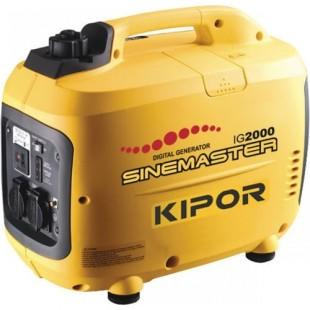 Инверторный бензиновый генератор Kipor IG 2000