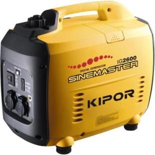 Инверторный бензиновый генератор Kipor IG 2600