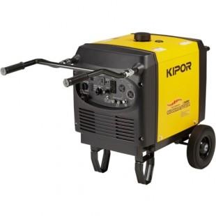 Инверторный бензиновый генератор Kipor IG 6000h