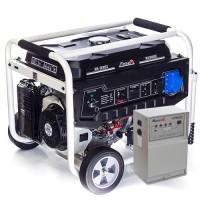 Бензиновый генератор Matari MX10000E +Блок ATS MATARI 1P50/3P25