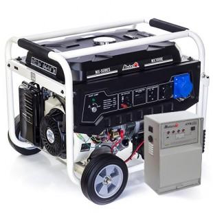 Бензиновый генератор Matari MX7000E + Блок ATS MATARI 1P50/3P25