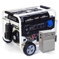 Бензиновый генератор Matari MX9000E+Блок ATS MATARI 1P50/3P25