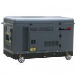 Дизельный генератор Matari MDA 12000 SE. Отзыв